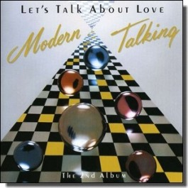 Let's Talk About Love [CD]