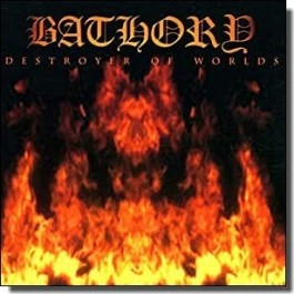 Destroyer of Worlds [CD]