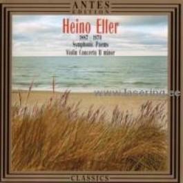 Symphonic Poems; Violin Concerto B Minor [CD]