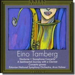 Nocturne | Concerto grosso | Saxophone Concerto [CD]