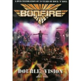 Double X Vision (Live) [DVD]