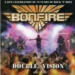 Double X Vision (Live) [CD]