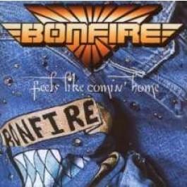 Feels Like Coming Home [CD]