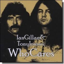 Ian Gillan & Tony Iommi: WhoCares [2CD]