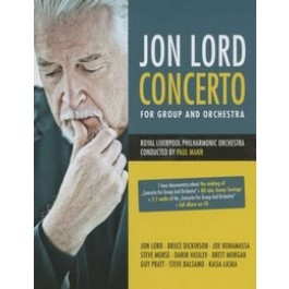Concerto For Group and Orchestra [Blu-ray+CD]