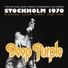 Stockholm 1970 (Live) [CD+DVD]