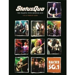 Back2 SQ.: The Frantic Tour Reunion 2013 - Live At Wembley [Blu-ray+CD]