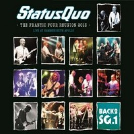 Back2 SQ.: The Frantic Tour Reunion 2013 - Live In Glasgow [2CD]