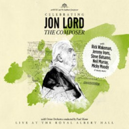 Celebrating Jon Lord: The Composer [CD]