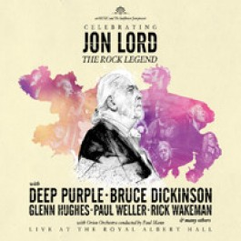 Celebrating Jon Lord: The Rock Legend [2CD]
