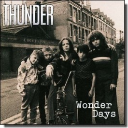 Wonder Days [CD]