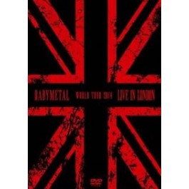 Live In London: Babymetal World Tour 2014 [2DVD]