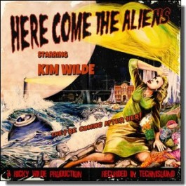 Here Come the Aliens [CD]
