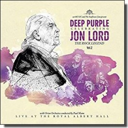 Deep Purple Celebrating Jon Lord: The Rock Legend Vol. 2 [2LP+Blu-ray]