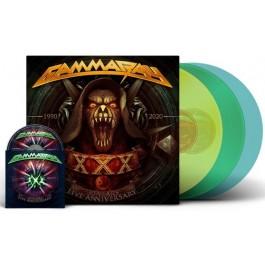 30 Years: Live Anniversary [Coloured Vinyl] [3LP + Blu-ray]
