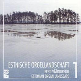 Eesti väärtorelid 1 / Estnische Orgellandschaft 1
