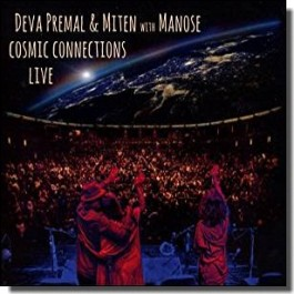 Cosmic Connections Live [CD]