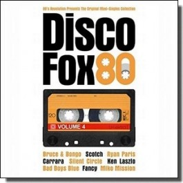 Disco Fox 80 - The Original Maxi-Singles Collection Vol. 4 [CD]