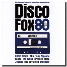 Disco Fox 80 - The Original Maxi-Singles Collection Vol. 3 [CD]