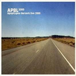 Apbl 2000 (Live) [CD]
