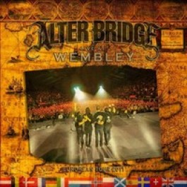 Live at Wembley European Tour 2011 [CD+2DVD]