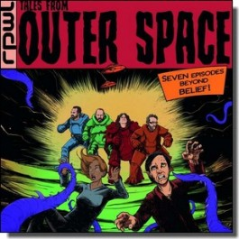 Tales From Outer Space [Digipak] [CD]