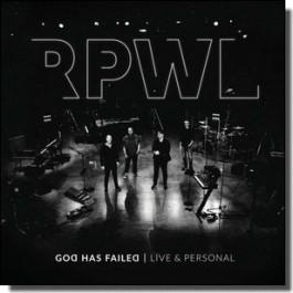 God Has Failed - Live & Personal [Coloured Vinyl] [2LP]