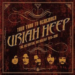 Your Turn to Remember: The Definitive Anthology 1970-1990 [2CD]