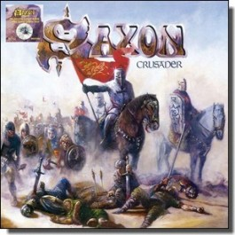 Crusader [Limited Edition White, Black & Blue Splatter Vinyl] [LP]