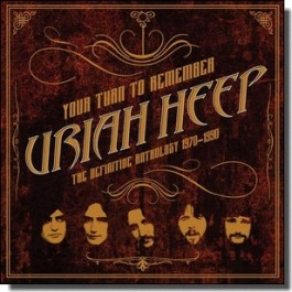 Your Turn to Remember: The Definitive Anthology 1970-1990 [2LP]