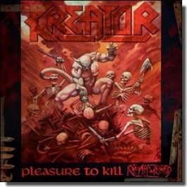 Pleasure to Kill [CD]