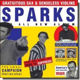 Gratuitos Sax and Senseless Violins [LP]