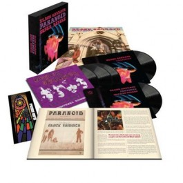Paranoid [50th Anniversary Deluxe Box Set] [5LP]