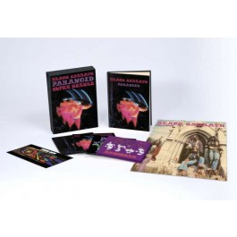 Paranoid [50th Anniversary Deluxe Box Set] [4CD+ Merch]