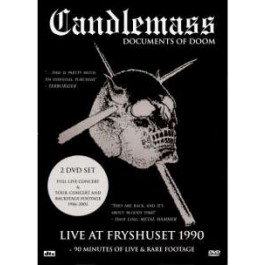 Documents of Doom: Live at Fryshuset 1990 [2DVD]