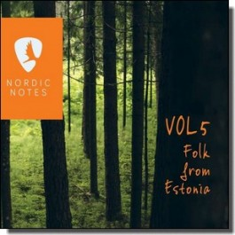 Nordic Notes Vol. 5: Folk From Estonia [CD]