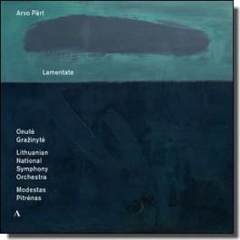 Lamentate [CD]