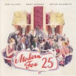 Modern Fox 25 [CD]
