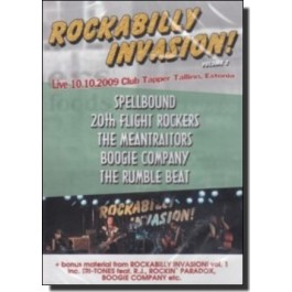 Rockabilly Invasion! Volume 2 [DVD]