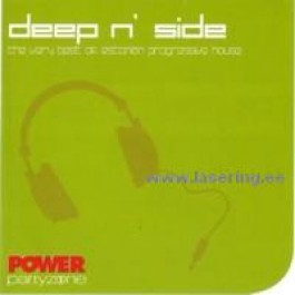 Deep N' Side: The Very Best of Estonian Progressive House [CD]