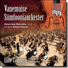 Viiulikontsert op. 64 [CD]