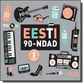 Eesti 90-ndad [3CD]