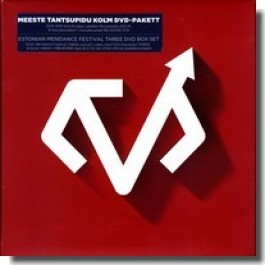 Meeste Tantsupidu Kolm / Estonian Mendance Festival Three [2CD+DVD]
