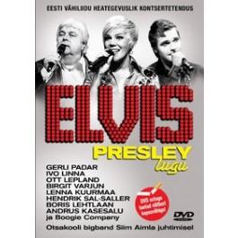 Elvis Presley lugu [DVD]