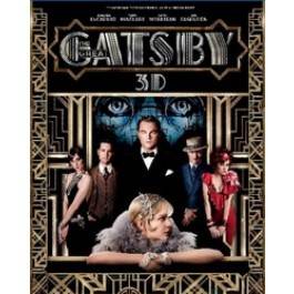 Suur Gatsby | The Great Gatsby [3D Blu-ray]