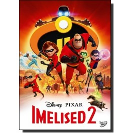 Imelised 2 | The Incredibles 2 [DVD]