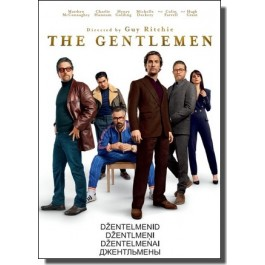 Džentelmenid | The Gentlemen [DVD]