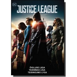 Õigluse liiga / Justice League [DVD]