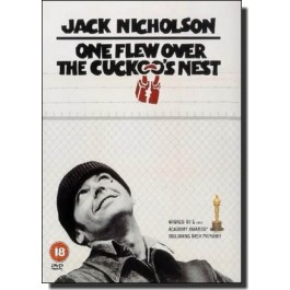 Lendas üle käopesa | One Flew Over the Cuckoo's Nest [DVD]