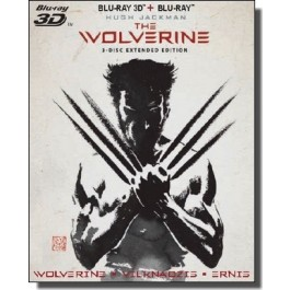 The Wolverine [2D+3D Blu-ray]